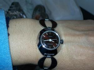 Orologio vintage donna automatico Timex
