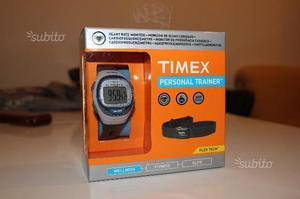 Timex Personal Trainer con Fascia Cardio Nuovo
