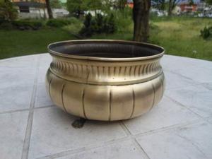 Vaso antico in ottone