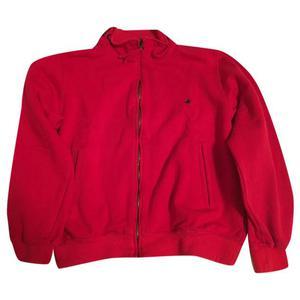 felpa rossa uomo brooksfield, taglia 48