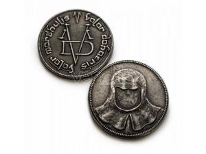 Game of Thrones Replica Iron Coin of the Faceless Man SPMI