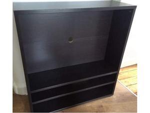 Mobile TV Ikea Besta Enon marrone/nero 120x40 soggiorno