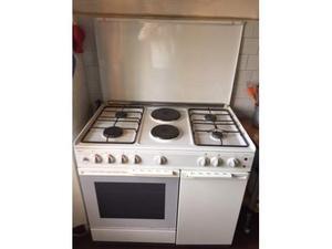 Mobili cucina + stufa Rex + lavandino
