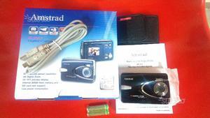 Amstrad dc313 fotocamera digitale 12 mp mai usata