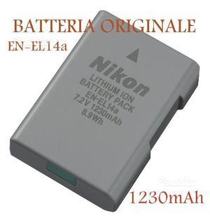 Batteria originale nikon