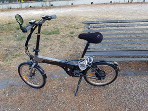 Bici pieghevole hoptown 320 praticamente nuova posot class for Bici pieghevole elettrica usata