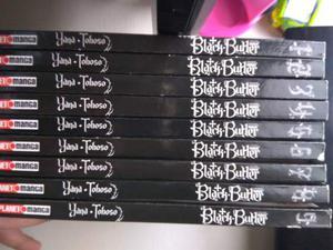 Black butler dal 1 al 9