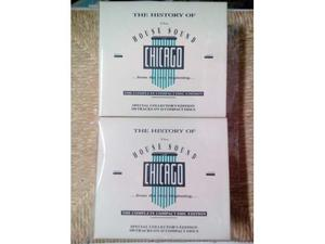 Cofanetto cd the history of the house sound of chicago -