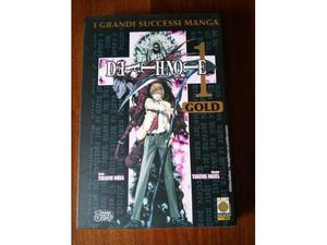 Death note gold deluxe vol.1 planet manga