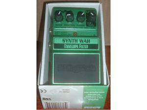 Digitech xsw synth wah ex demo