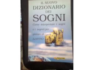 LOTTO: Il nuovo dizionario dei sogni, 543 pagine per vincere