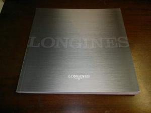 Libro su orologi della longines