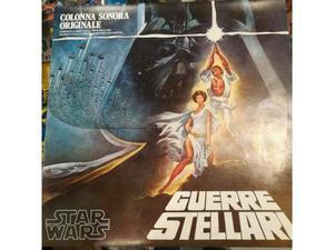 Lp star wars guerre stellari colonna sonora origin