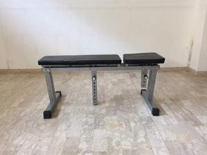 Panca fitness reclinabile