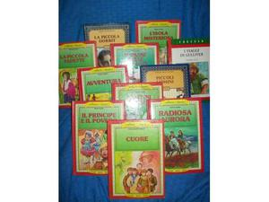 Raccolta libri per ragazzi
