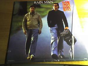 Rain Man Colonna sonora in LP