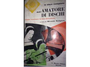 Riccardo malipiero-Il libro completo dell'amatore di dischi