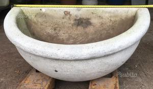Lavandino lavabo a colonna posot class for Lavandino giardino