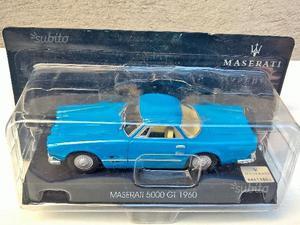 1/43 lotto Maserati  gt ghibli mistral a