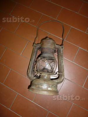 Antica Lanterna ad olio