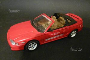 Automodello Ford Mustang Pace Car Jouef