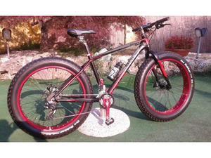 Bicicletta da neve/sabbia fat bike NUOVA