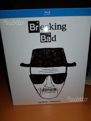 Breaking Bad la serie completa Blu-Ray