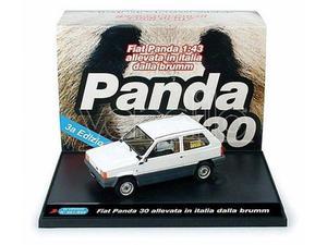 Brumm BMS FIAT PANDA  PANDA A BORDO 1:43