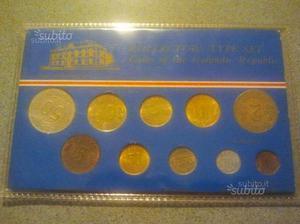 Collezione completa monete Islanda