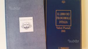 Il libro dei francobolli d'Italia , completo