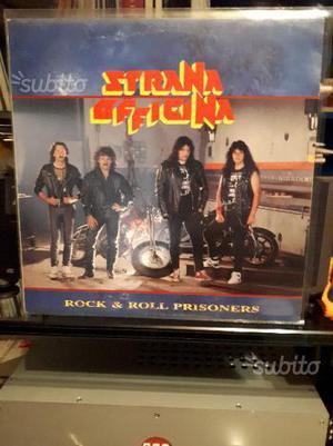 LP Strana Officina Rock n Roll Prisoners