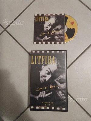Litfiba lacio drom whs + CD-ROM