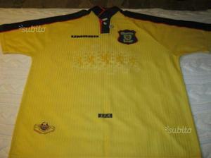 Maglia calcio nazionale scozia fine anni 90