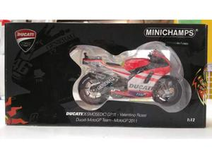 Modellino moto minichamps ducati gp 11