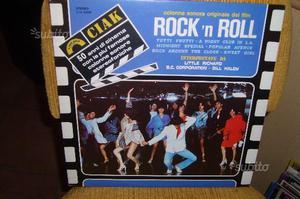 Rock & Roll colonna sonora disco vinile lp