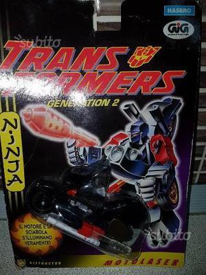 Transformers generation 2 (g2) eroici autorobots m