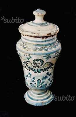 Vaso in ceramica Italia meridionale fine '700