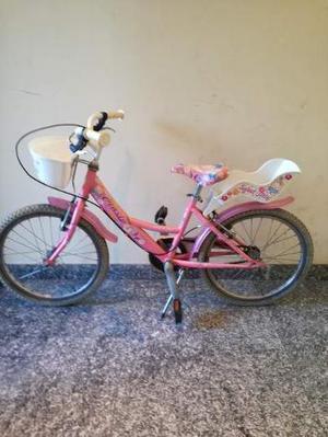 Vendo bicicletta bimba