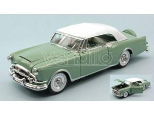 Welly WEGR PACKARD CARIBBEAN SOFT TOP  PASTEL GREEN