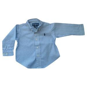 camicia ralph lauren 9 mesi