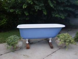 Vasca da bagno d epoca in ghisa genova posot class - Vasca da bagno in inglese ...