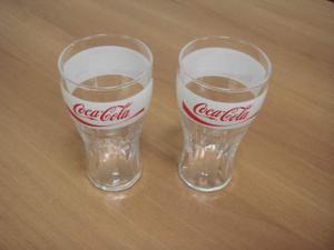 """Bicchieri Coca Cola """"condividi con"""""""