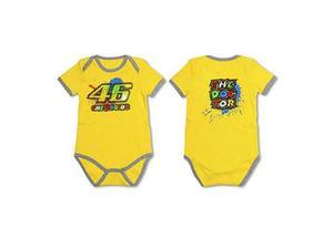 Body bimbo kids VR46 Valentino Rossi Paint tg. 6 m - NUOVO -