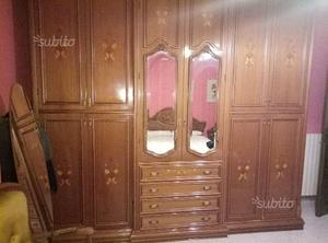 Camera da letto ginger r m crema posot class - Vendo camera da letto completa ...