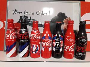 Coca cola bottiglie alluminio europei Francia
