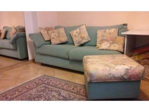 Vendo divano alcantara verde acqua milano posot class - Divano in alcantara ...
