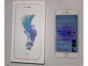 Iphone 6s 64gb silver pari al nuovo Con cuffie originali