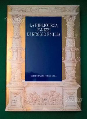 La biblioteca panizzi di reggio emilia