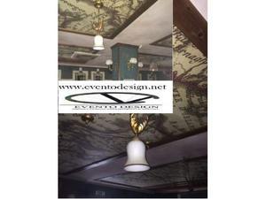 Arredo usato pub bar caffetteria stile posot class for Bancone birreria usato
