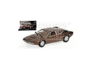 Minichamps PM LAMBORGHINI URRACO  BROWN 1:43